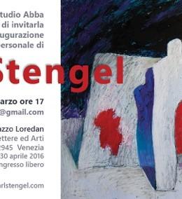 Invito Karl Stengel 23 Marzo Venezia